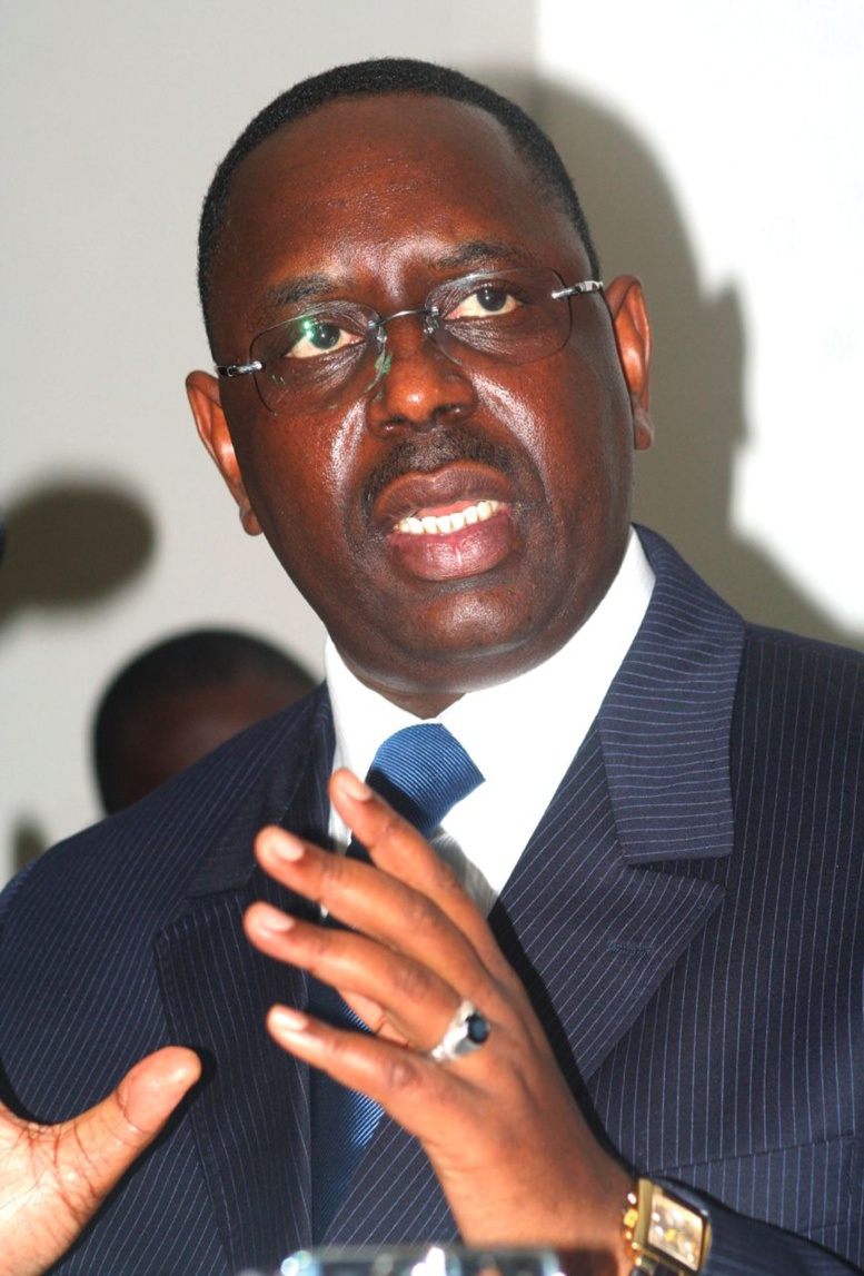 Macky Sall rend hommage aux femmes