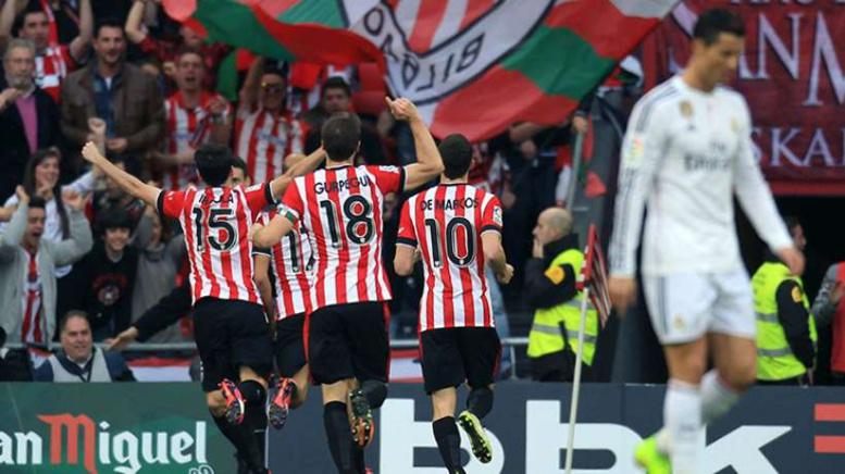 Liga : le Real Madrid chute à Bilbao !