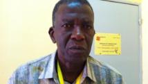 Cheick Oumar Sissoko, ancien ministre de la Culture malien et réalisateur de «Rapt à Bamako», ce samedi 7 mars 2015 au Fespaco. Siegfried Forster / RFI