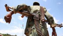 Eringeti, territoire de Beni, Nord Kivu, RD Congo. 5 décembre 2014 : Un militaire des Forces armées de la République démocratique du Congo (FARDC). MONUSCO/Abel Kavanagh