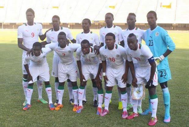 CHAN U20 : le Sénégal dans l'obligation de victoire, ce soir à LSS