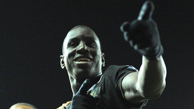 LdC : Demba Ba supporter du PSG !