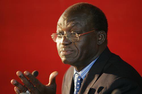 Moustapha Niasse «fier de servir l'Etat, la République et le peuple»