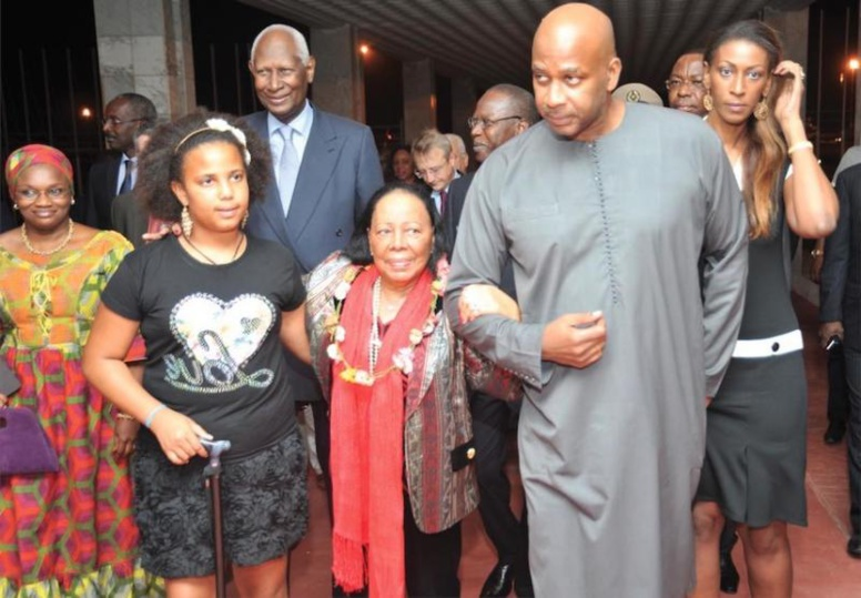 Audience au Palais de la République: les enfants d'Abdou Diouf expriment leur gratitude au président Sall