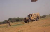 Minusma au nord Mali