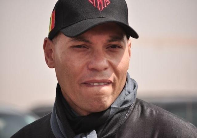 2017 : l'Ujtl de Guédiawaye investit Karim