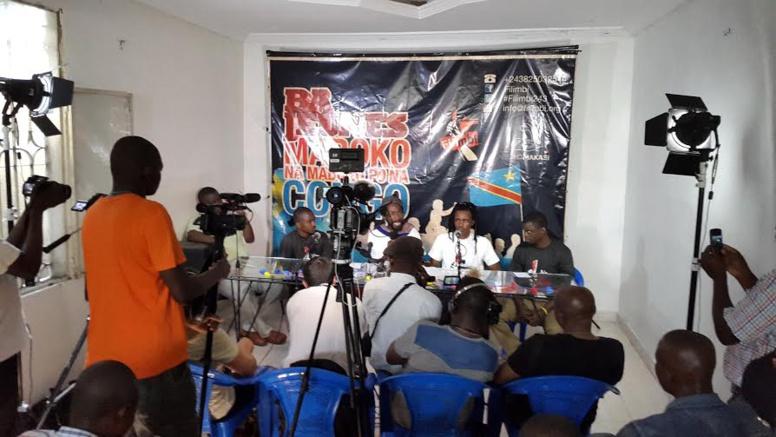"""Les actes qui ont valu à Fadel Barro et cie d'être arrêtés en RDC - Mouvement Falimbi déclare """"Nous ne sommes pas des terroristes..."""""""