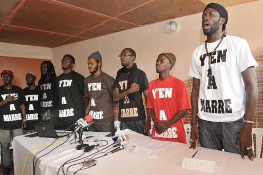 Arrestation de Fadel Barro et Cie en RDC: «Tout va mal » menace de manifester