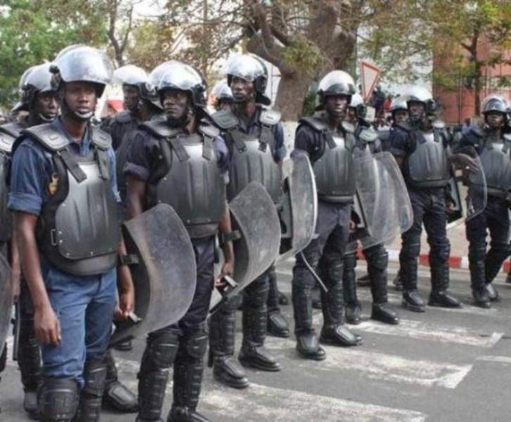 Soupçons de troubles ce 23 mars: Dakar quadrillée à partir du 20