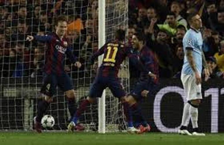 Ligue des Champions: Barça et Juventus complètent le tableau des 1/4