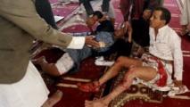 Selon la télévision nationale les hôpitaux de la capitale réclament en urgence des dons de sang.