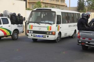 Crei : La sécurité de Henry Grégoire Diop et de Cheikh Tidiane Mara renforcée