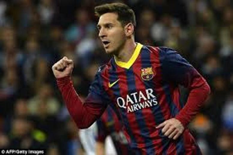Touché à l'orteil face au Real Madrid, Messi finalement apte