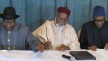 Le président Jonathan fait face à une forte opposition du général Buhari