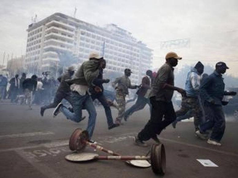 Violence électorales : le collectif des victimes de 2012 exporte le combat