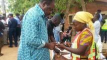 Nigeria: le vote se poursuit