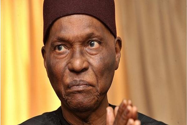 Après le procès de son fils, Abdoulaye Wade présente ses condoléances aux familles d'anciens militants