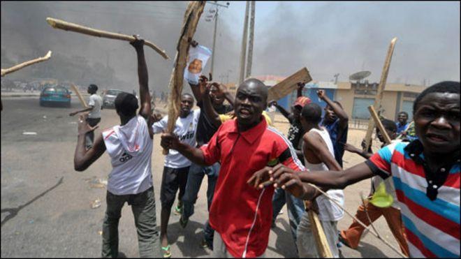 Nigeria : Tensions avant les résultats