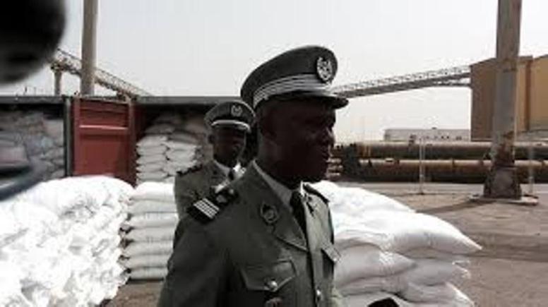 189 tonnes de sucre frauduleux saisis par la Douane