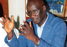 Baba Tandian et Serigne Mboup fument le calumet de la paix