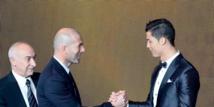 Real Madrid : Zinedine Zidane livre ses vérités sur Cristiano Ronaldo !