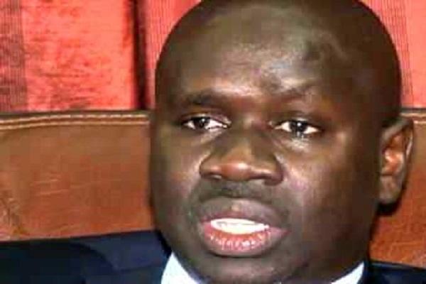 Incendie: le bureau du ministre Oumar Youm a pris feu