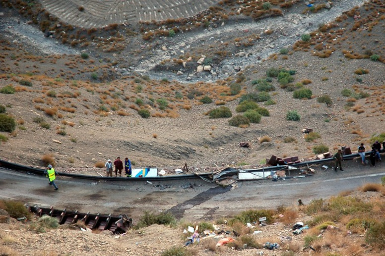 Accident de car au Maroc : au moins 31 morts