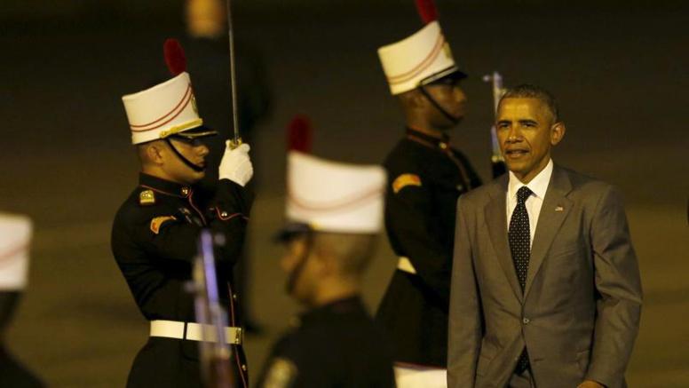 Obama-Castro: face-à-face historique au Panama