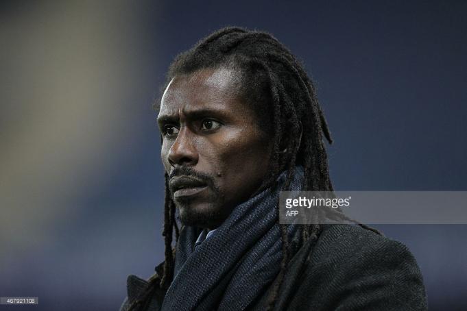 Le coach des lions, Aliou Cissé en tournée europeenne