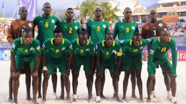 """Beach Soccer-CAN Seychelles 2015: les """"Lions"""" pour un 4ème sacre"""