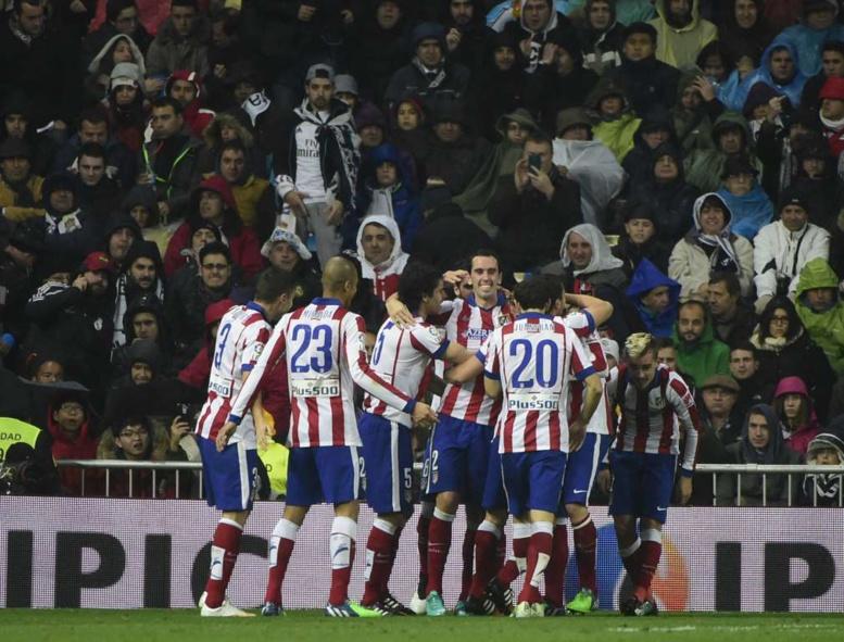 L'Atletico fait peur au Real