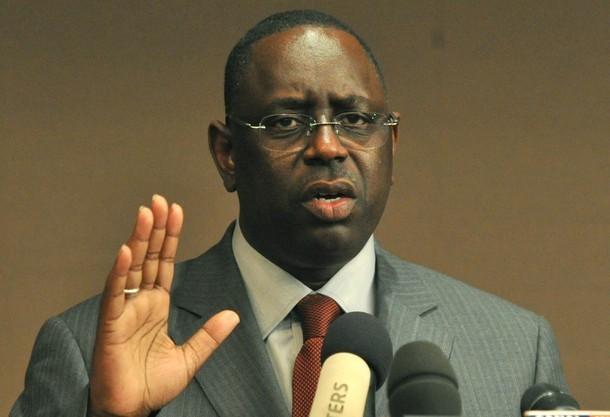 Macky Sall annonce 93 milliards  pour des infrastructures à Kaffrine