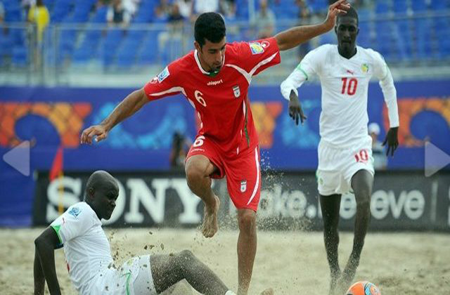 Beach Soccer: Le Sénégal s'incline devant  le Madagascar