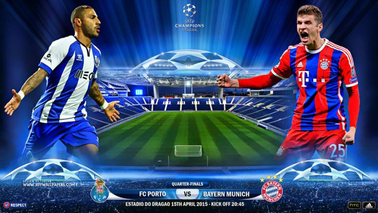 Porto-Bayern : les compositions sont connues