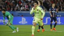 Ligue des champions: le Barça douche les ambitions du PSG