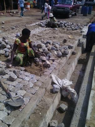 Femme de chantier, femme de métier