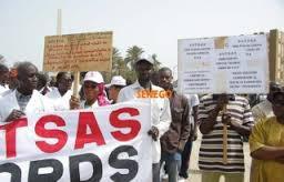 Dans la rue hier, le SUTSAS vers un nouveau plan d'action