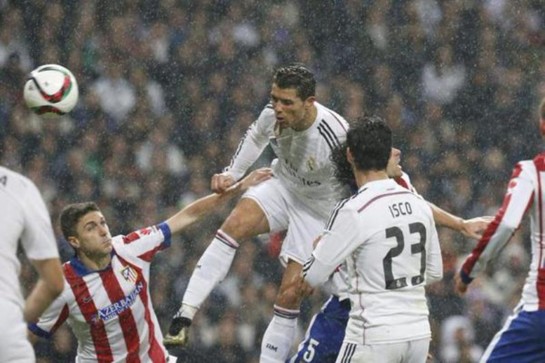 En direct LDC 1/4 retour: Real et Atletico pour se départager