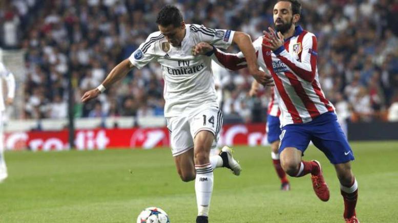 LdC : le Real crucifie l'Atlético et file en demi-finale !