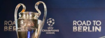 Ligue des champions : suivez le tirage au sort en direct