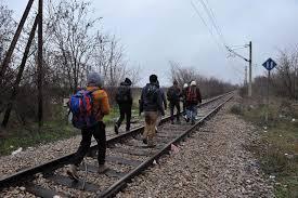 Macédoine: 14 migrants fauchés à mort