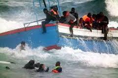 L'Afrique expulse...la Méditerranée engloutit