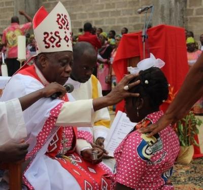 Le Calendrier des Confirmations dans l'Archidiocèse de Dakar