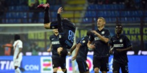 L'Inter Milan abat une Roma en perte de vitesse