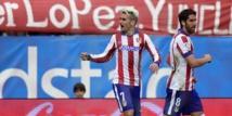 L'Atlético autoritaire, Griezmann dans l'histoire