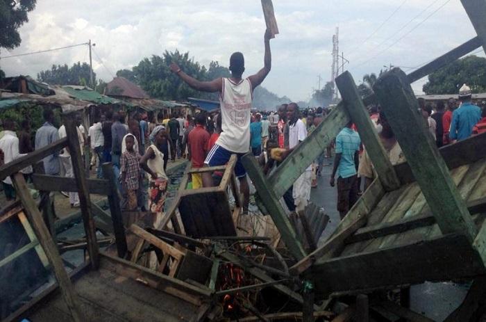 Echauffourées au Burundi après la candidature Nkurunziza