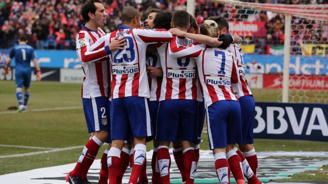 Liga : l'Atlético et Griezmann au rebond