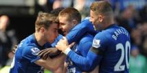 Everton-Manchester United : Everton étrille les Red Devils (3-0)
