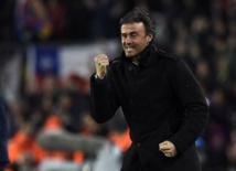 Barça : Luis Enrique n'a « pas le souvenir d'avoir vu un match avec autant de buts spectaculaires »