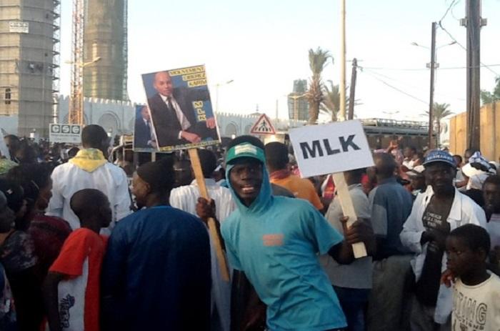 Affaire Karim Wade : Le MLK «africanise » le combat